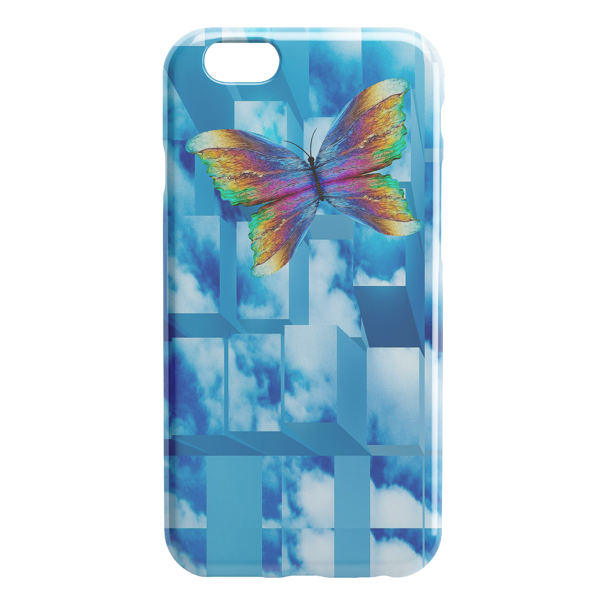 Butterfly 2 - iPhone case