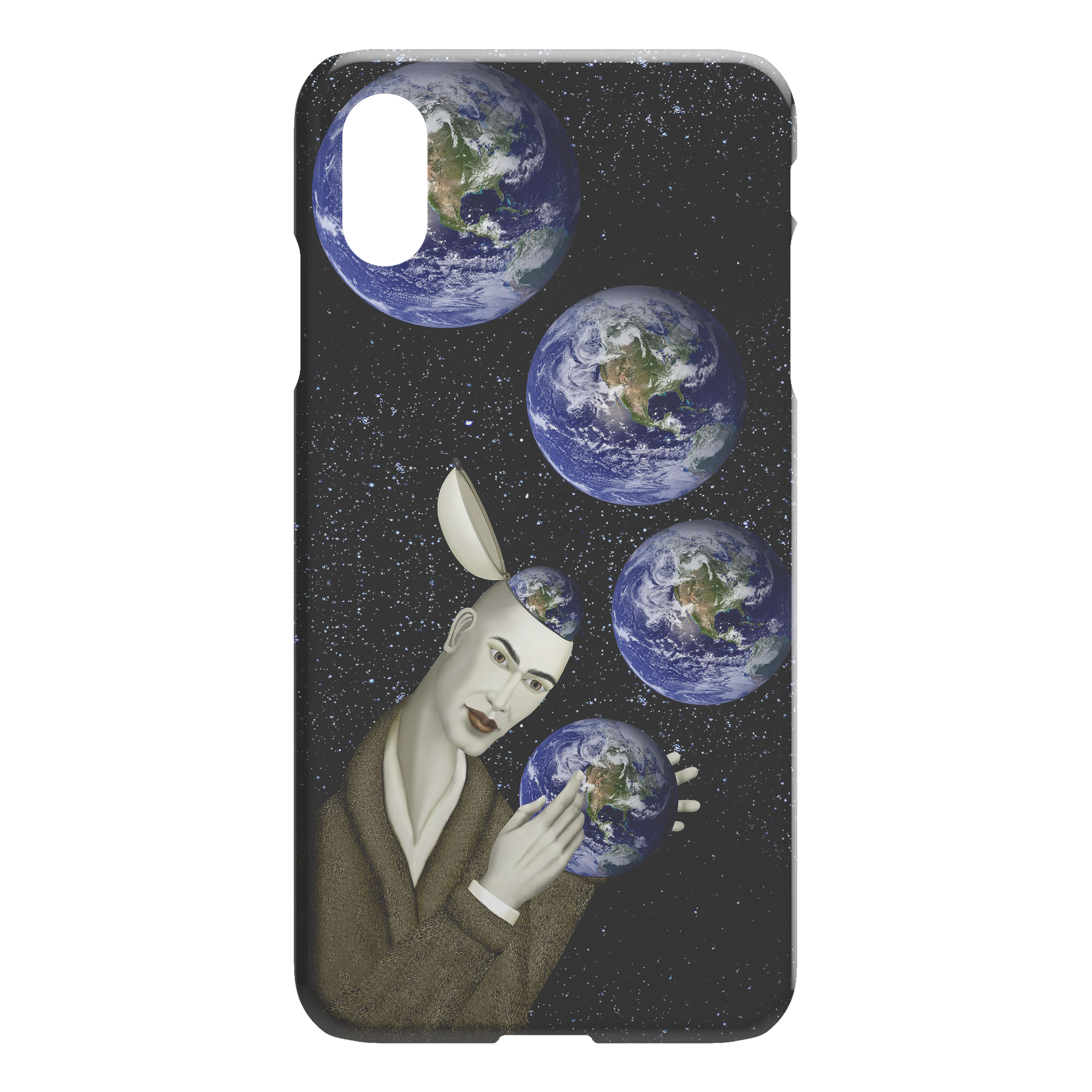 Wonderful World - iPhone case