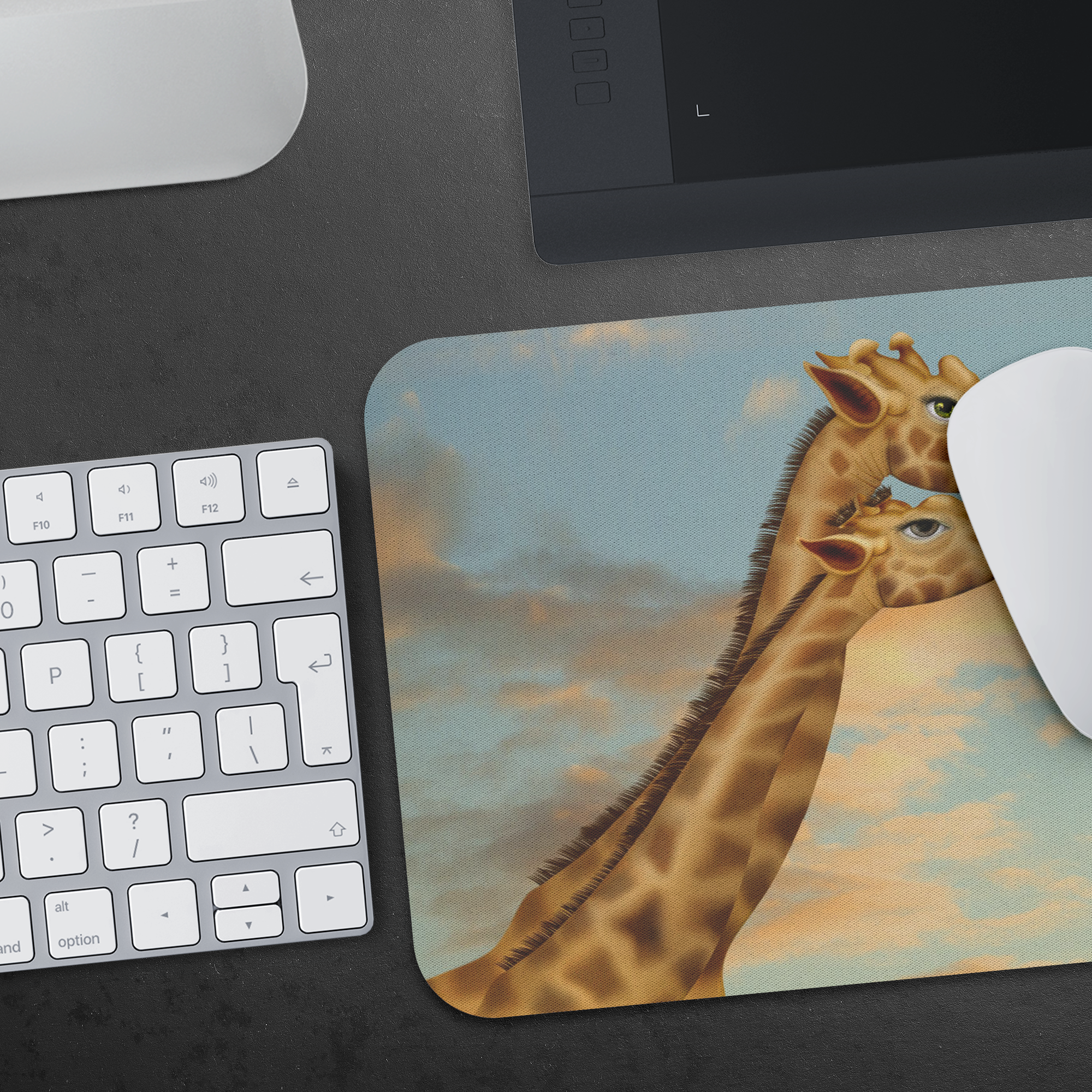love sweet love - mouse pad