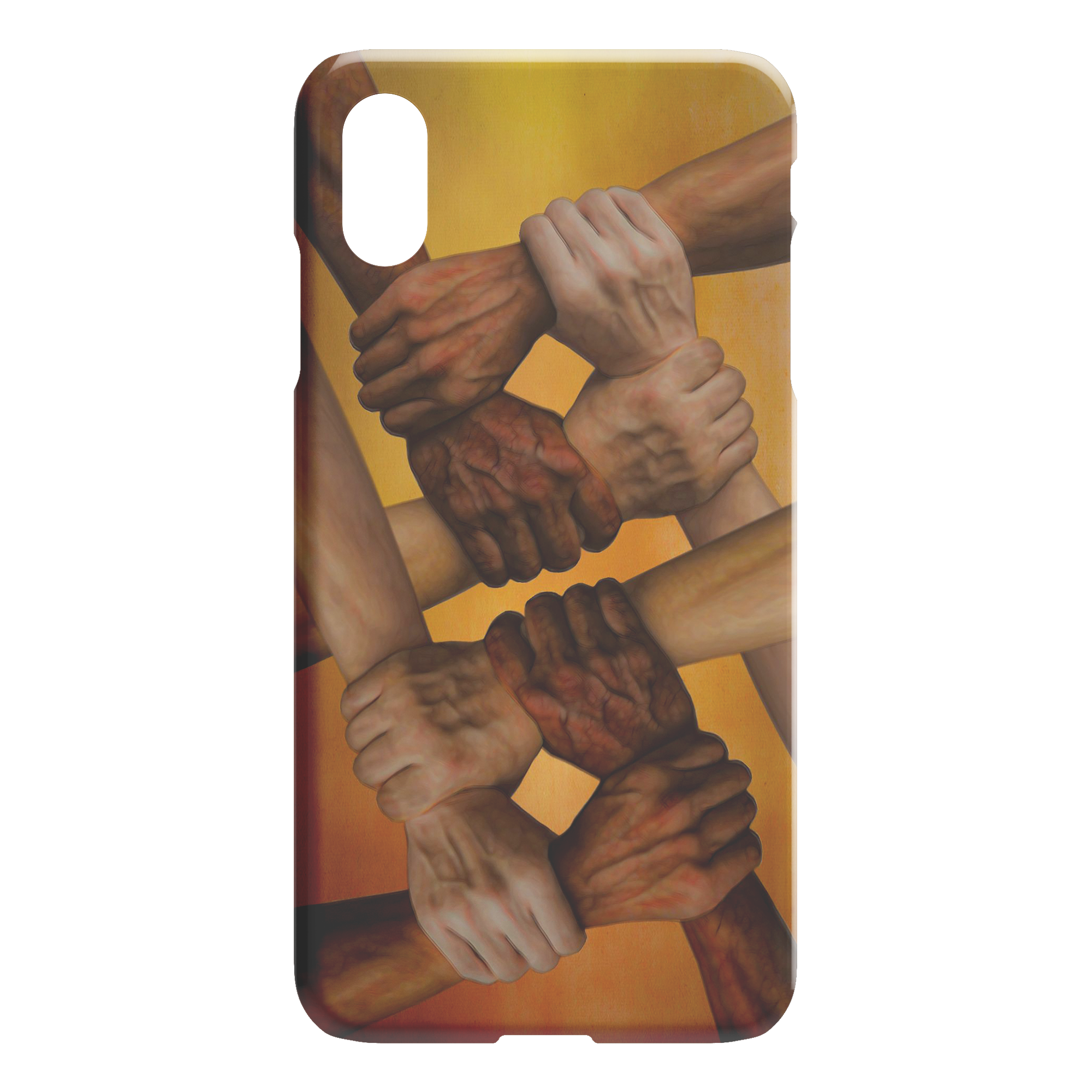 Synergy 2- iPhone Case