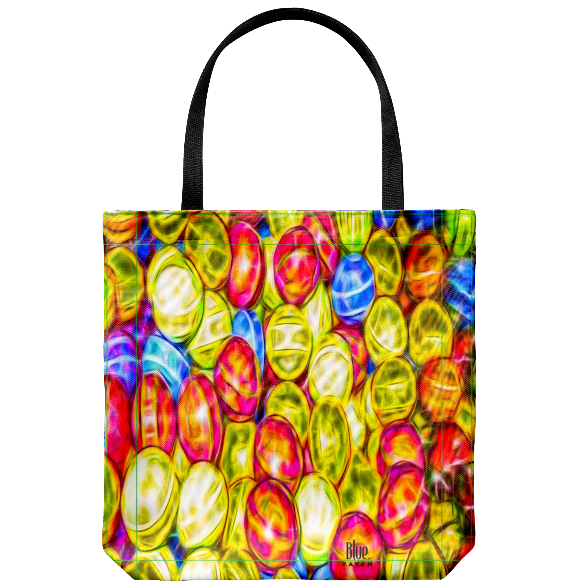 sour ball sweetness - tote