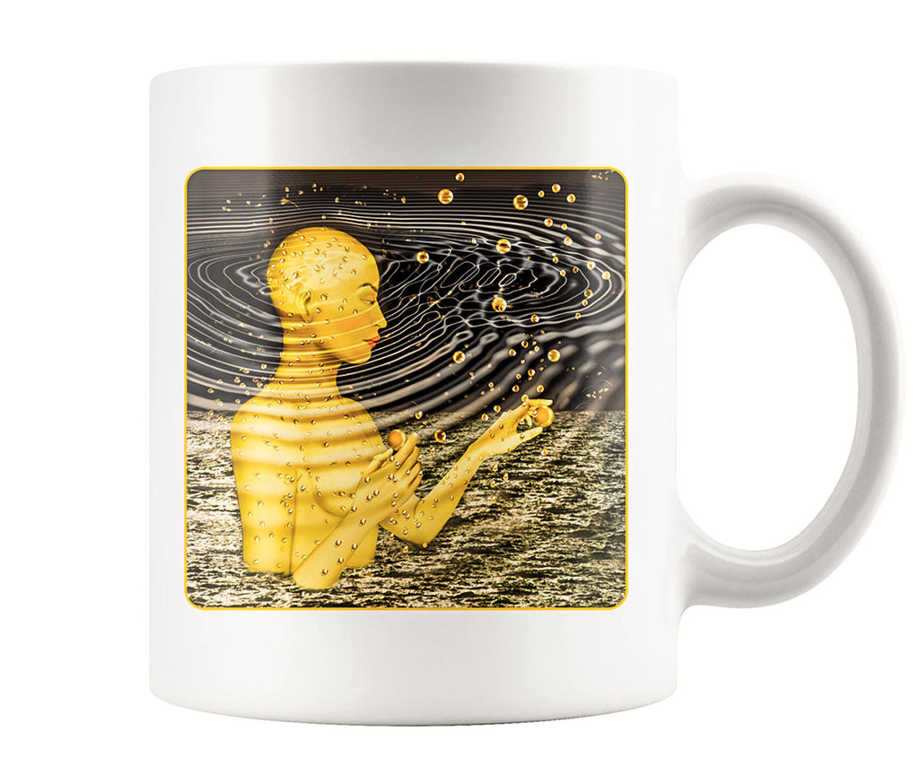 Ripples In The Multiverse - 11 oz mug