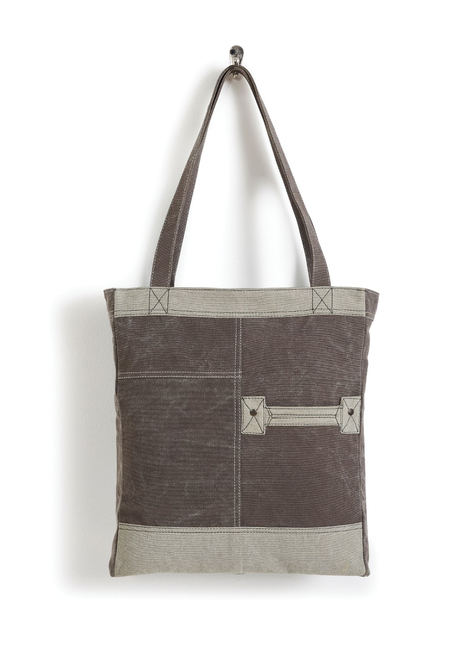 Rory Canvas Tote