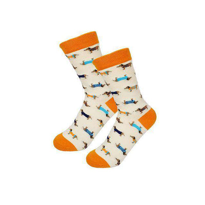 Dachshund Cotton Socks - Legasocks