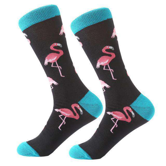 Flamingo Socks - Legasocks