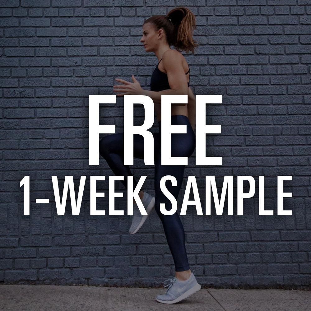 G8WAY // FREE 1-Week Sample