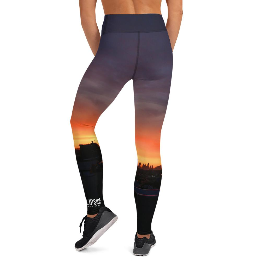 FLIPSIDE Sunset High-Waisted Leggings Back