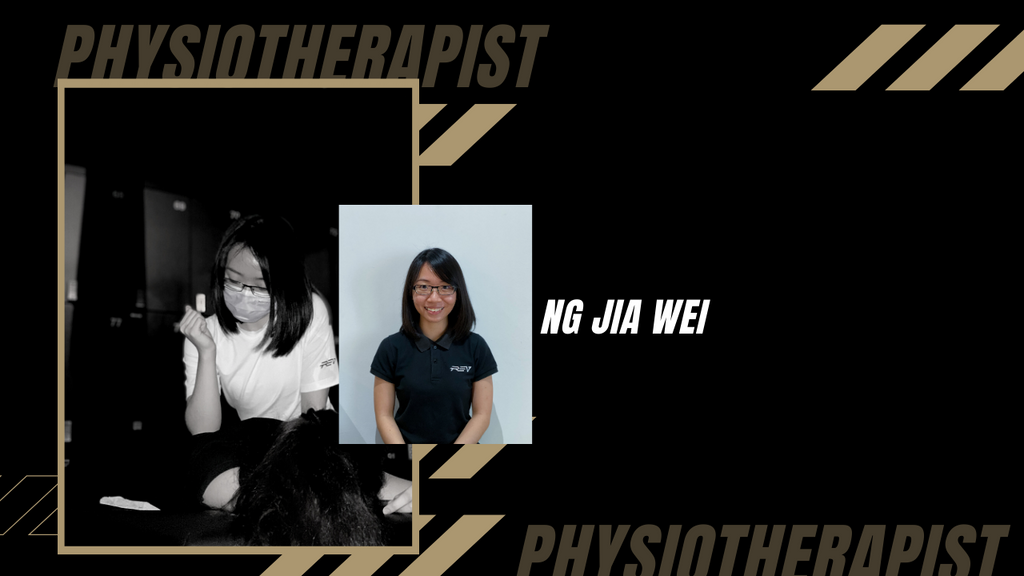 Ng Jia Wei | Physiotherapist