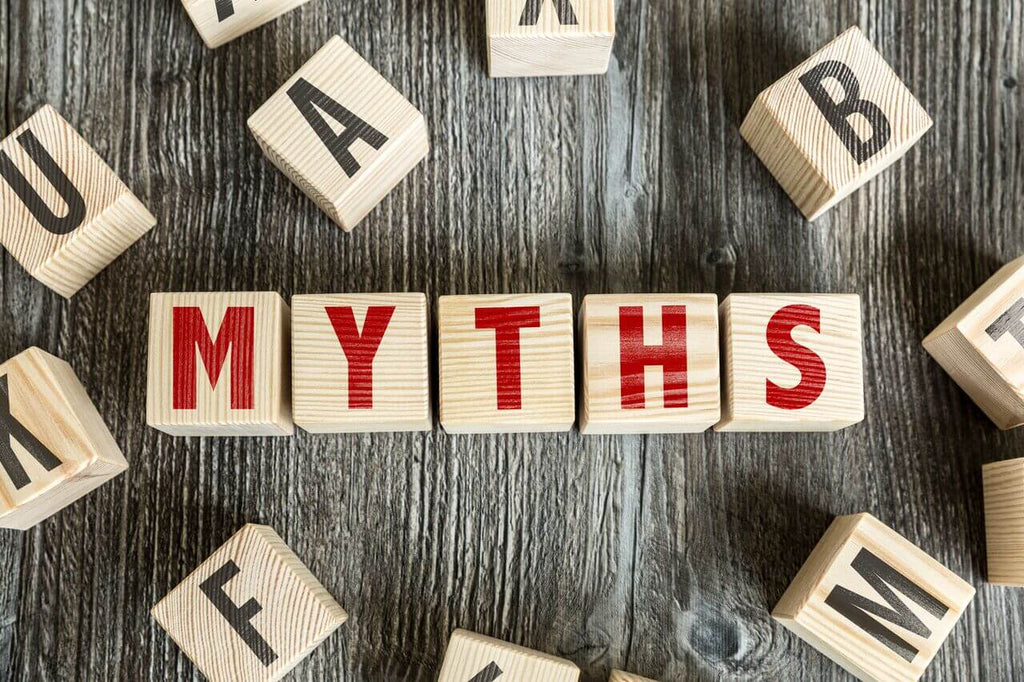 "3 Most Common Myths to ""Recover"" from Sickness"