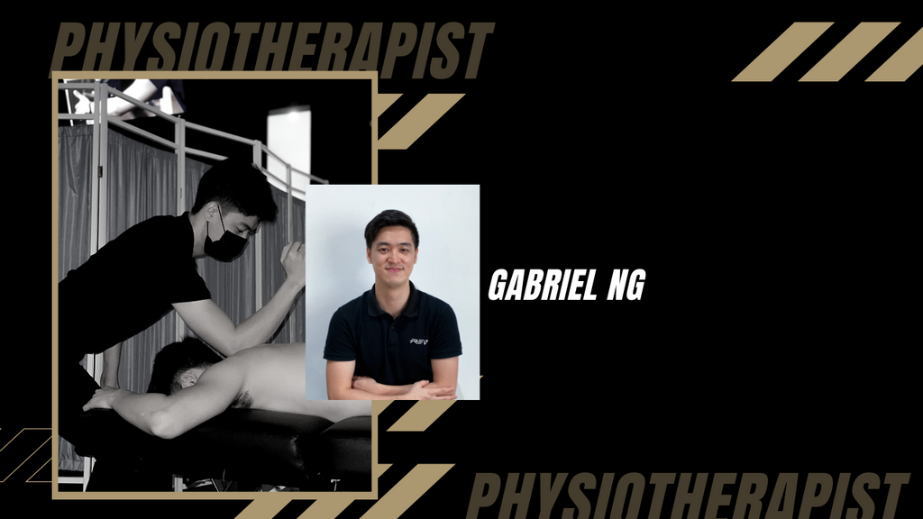 Gabriel Ng | Physiotherapist
