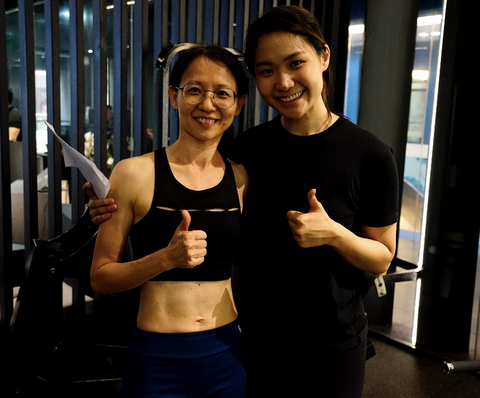 jennifer goh, jenn goh, personal trainer, personal training, client result, client satisfaction, abs, rev malaysia, rev publika, rev cryotherapy, rev biomechanic
