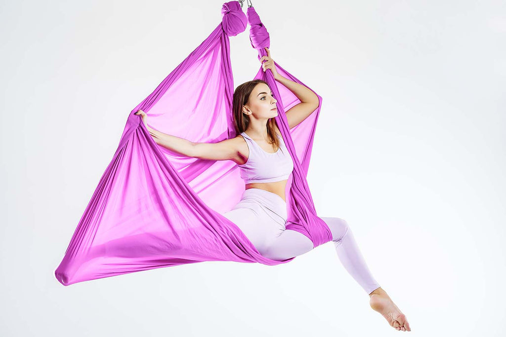 Aerial Yoga | The best core workout