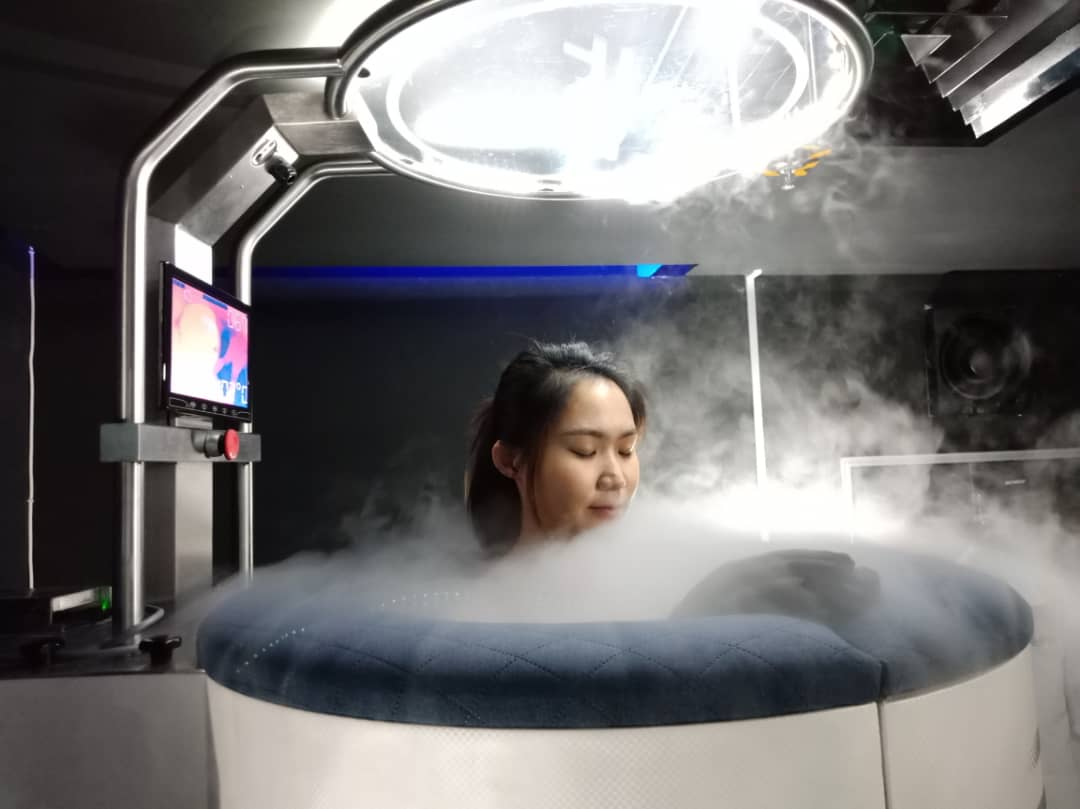 Cryotherapy - Sports & Fitness Purposes