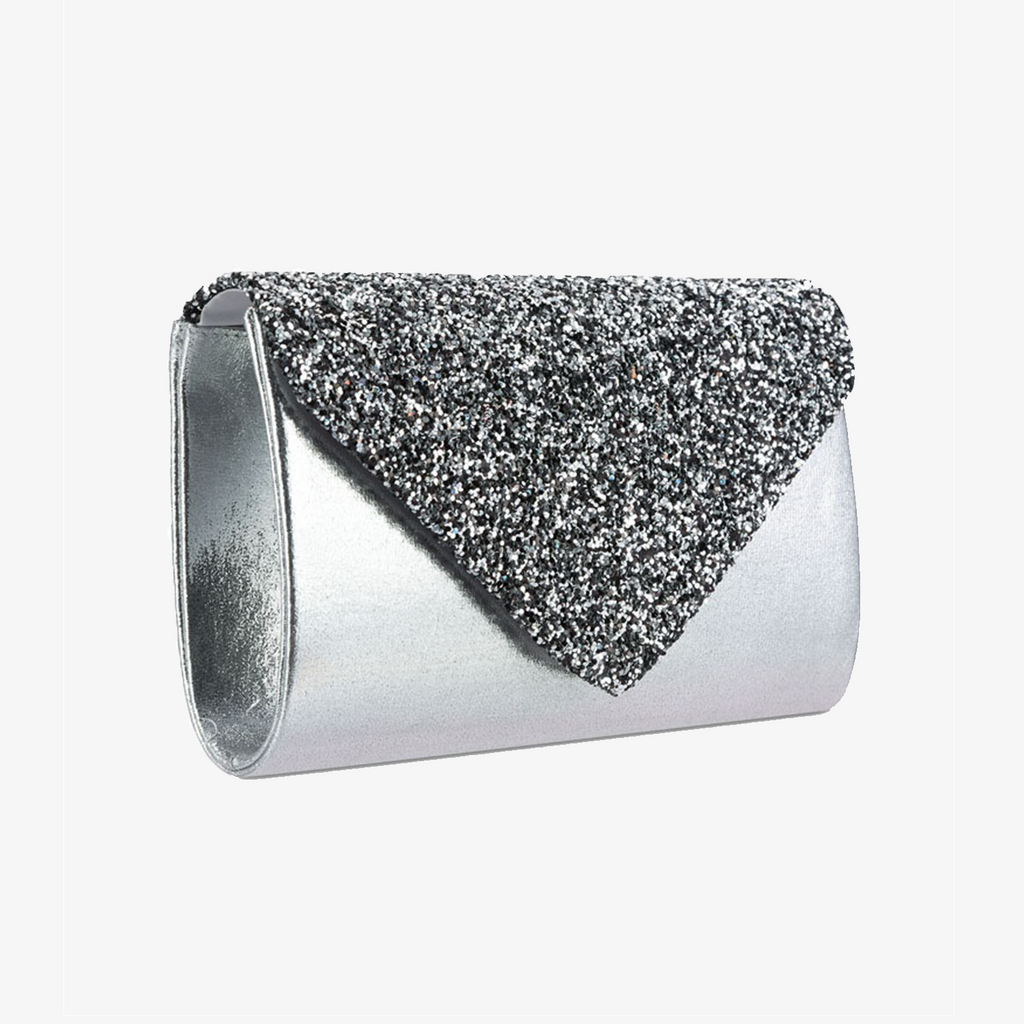 Glittery Envelope Clutch