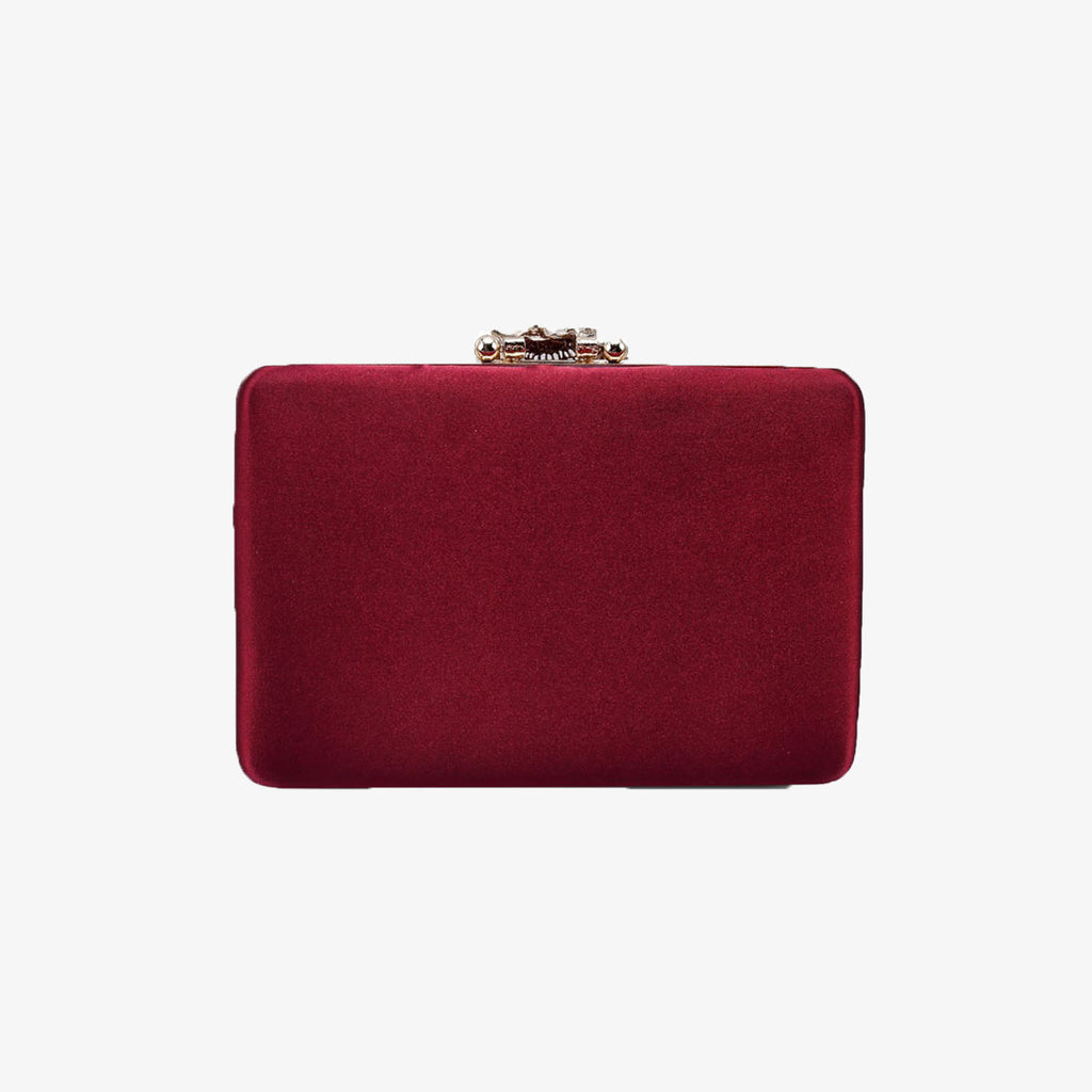Jewel Clutch Bag