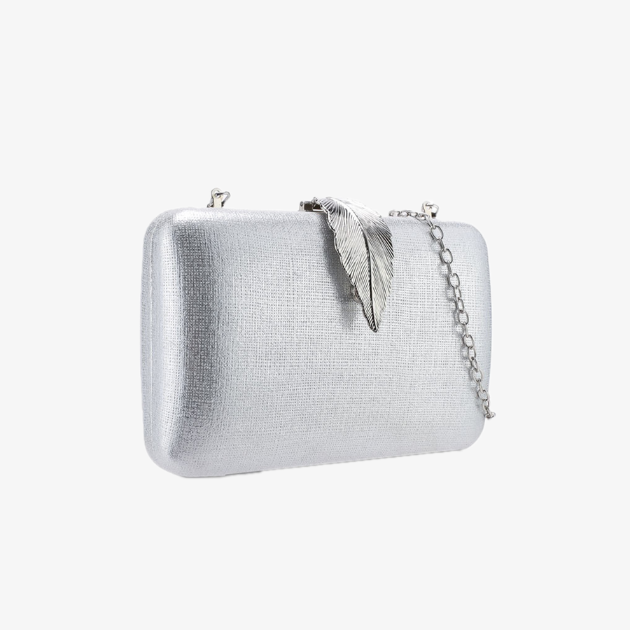 METAL LEAF CLUTCH