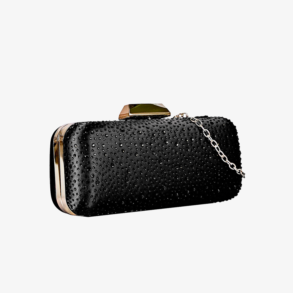 Diamond Studded Clutch