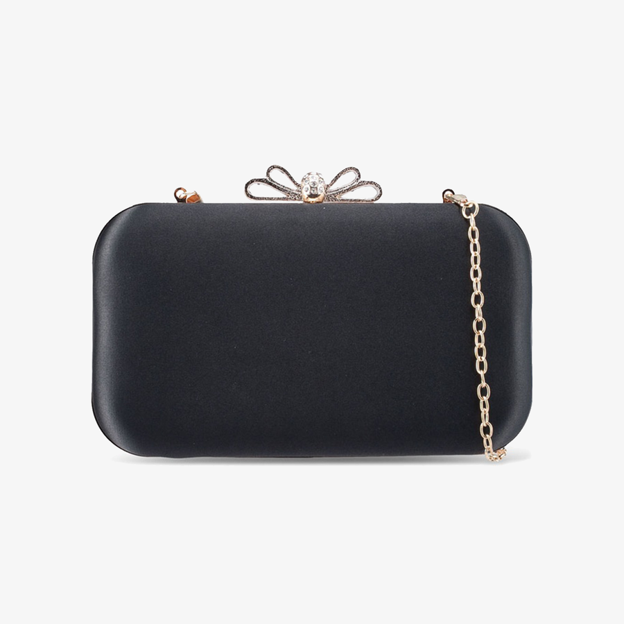 Golden Bow Clutch