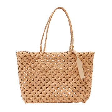 Braided Small Tote