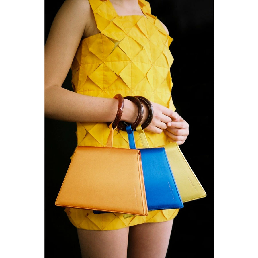 Bangle Bag Yellow