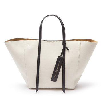 Caspia Mini Canvas Tote