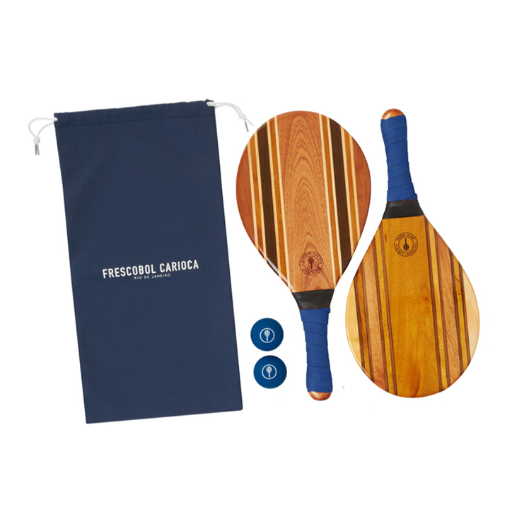 Frescobol Flair Paddle Ball Kit