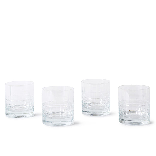 Classic Cocktail Glasses Set/ 8