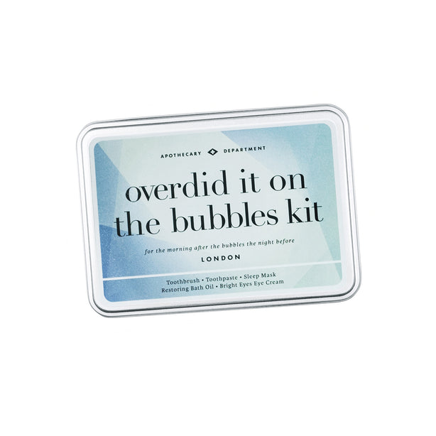 Over Did It On the Bubbles Kit