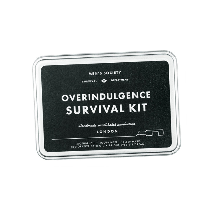 Curated by Social Studies Flair Overindulgence Survival Kit