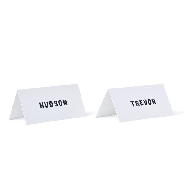 social-studies-co Placecards Place Cards Indigo-Go