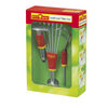 Garden tool set 3 pc - WOLF-Garten Multi-Star 3 Tool Mini Kit - BlueStoneGarden