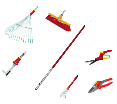 Gardening Tools | WOLF-Garten Yard Care Tool Kit - BlueStoneGarden.com