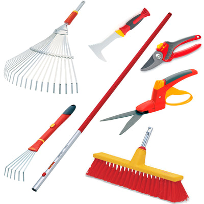Gardening Tools - WOLF-Garten Yard Care Tool Kit - BlueStoneGarden