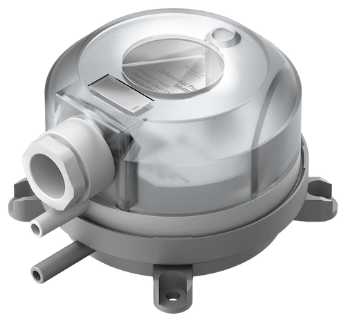 Air Differential Pressure Transmitter: Pressure Range: 0- 2.5 kPa Output: 4-20mA