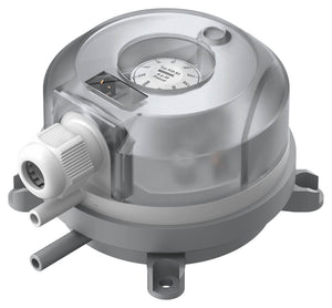 Beck Differential Pressure Switches : Pressure Range 20-300 Pascal