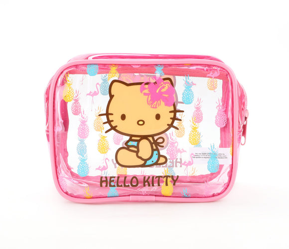 SANRIO BOLSO MULTIUSOS VINYL VINTAGE HELLO KITTY - SANRIO KITTY - MULTICOLOR