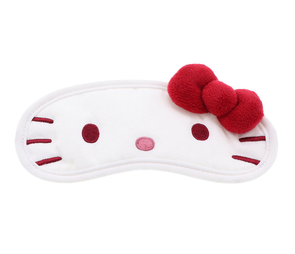 SANRIO ANTIFAZ TRAVEL HELLO KITTY - BLANCO