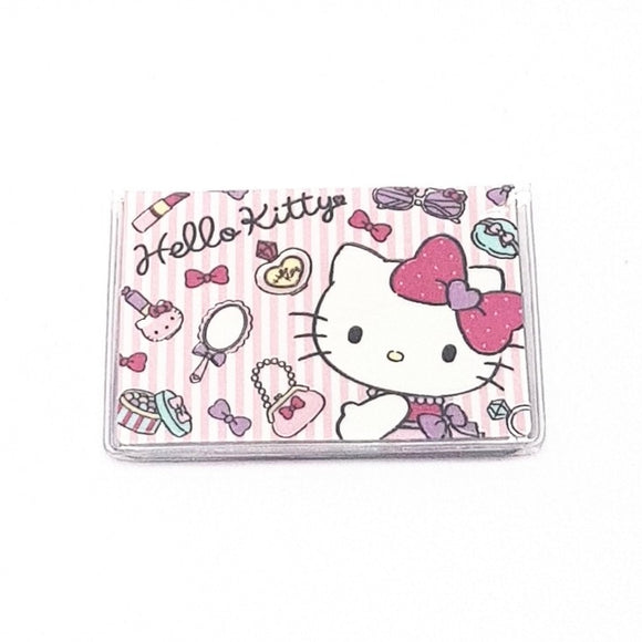 SANRIO CASE ID TARJETAS PASTEL HELLO KITTY - MULTICOLOR