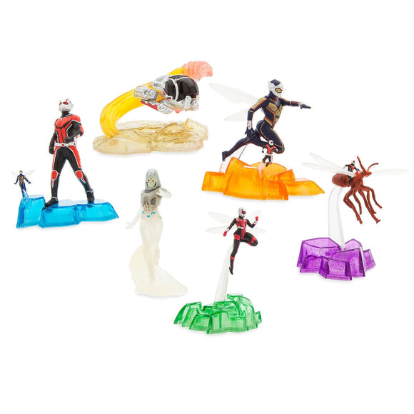 MARVEL FIGURA EN SET ANT MAN - MULTICOLOR