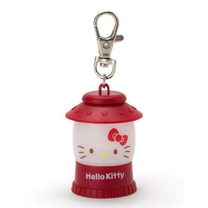 SANRIO LLAVERO MINI LINTERNA LIGHT HOLDER HELLO KITTY - ROJO