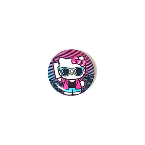 LOUNGEFLY PIN MUSIC HELLO KITTY - MULTICOLOR