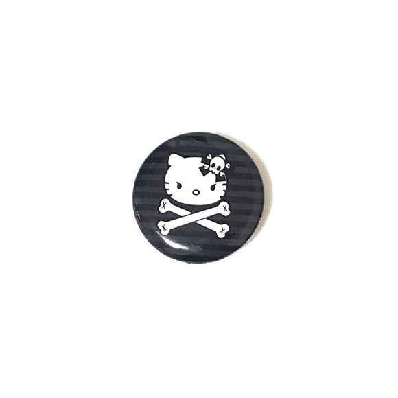 LOUNGEFLY PIN DEATH HELLO KITTY - MULTICOLOR