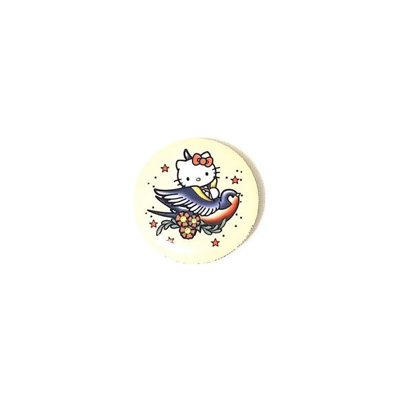 LOUNGEFLY PIN  BIRD HELLO KITTY - MULTICOLOR