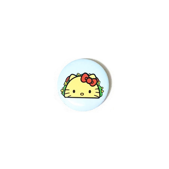 LOUNGEFLY PIN TACO HELLO KITTY - MULTICOLOR