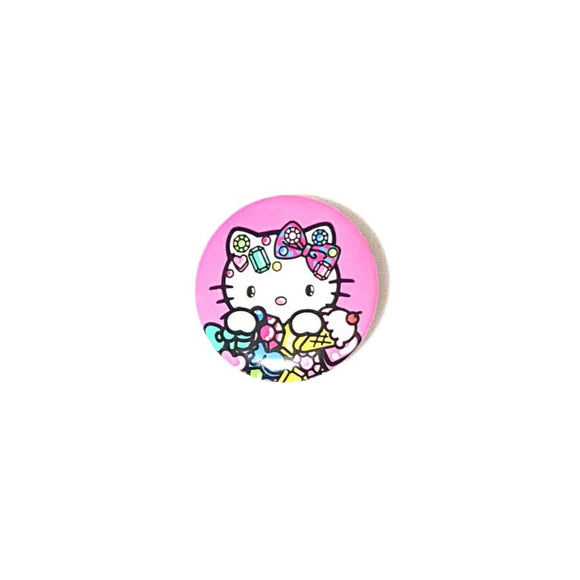 LOUNGEFLY PIN FOOD HELLO KITTY - MULTICOLOR