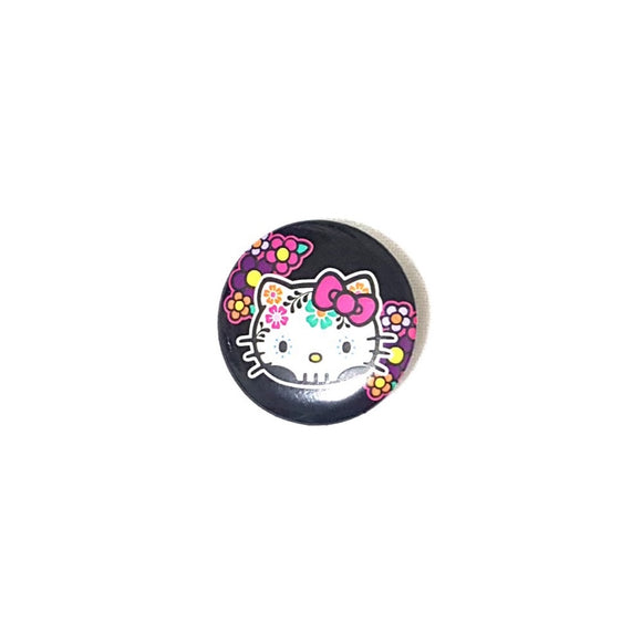 LOUNGEFLY PIN FACE FLOWER HELLO KITTY - MULTICOLOR