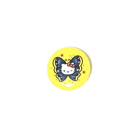 LOUNGEFLY PIN BUTTERFLY HELLO KITTY - MULTICOLOR