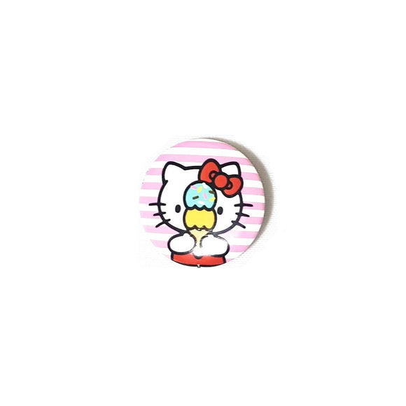 LOUNGEFLY PIN ICE CREAM HELLO KITTY - MULTICOLOR