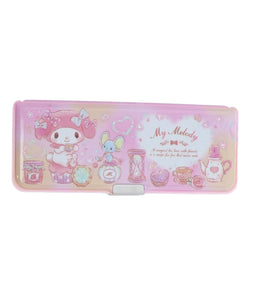 SANRIO CARTUCHERA DOBLE COMPARTIMIENTO TE MY MELODY - ROSADO