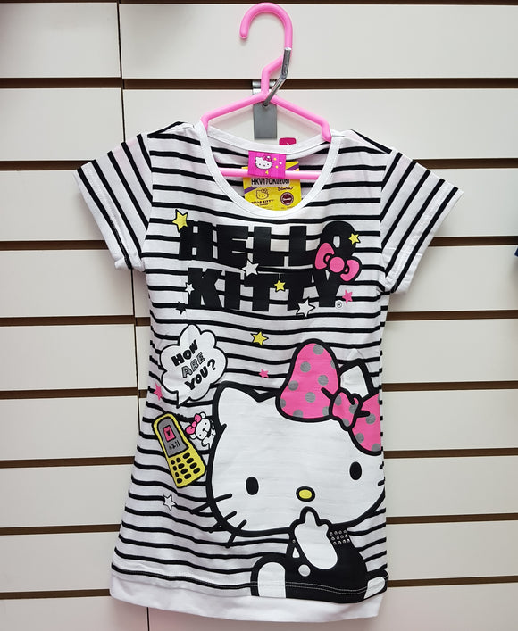INTERTEX POLO CELULAR HELLO KITTY - BLANCO